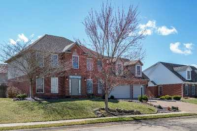 Newburgh Single Family Home For Sale: 8801 Calvin Circle
