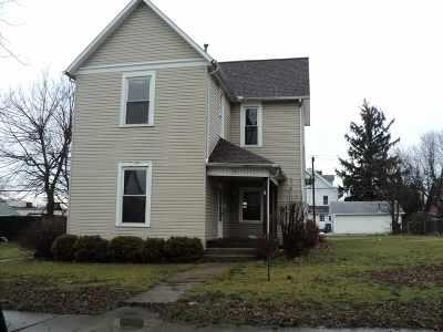 Gas City Single Family Home For Sale: 315 E South A St