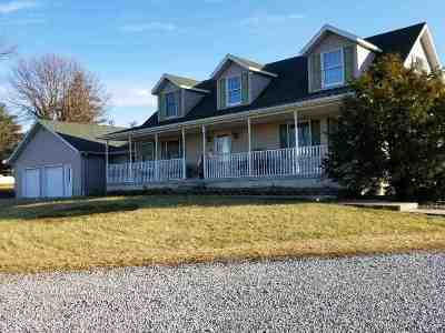 Auburn Single Family Home For Sale: 4354 County Road 60