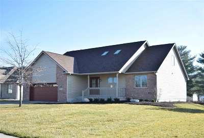 Auburn Single Family Home For Sale: 2122 Palace Court
