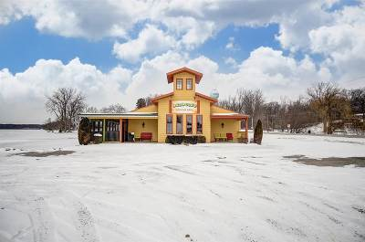 Steuben County Commercial For Sale: 6665 S State Road 1 Highway