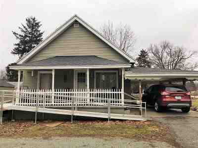Marion Single Family Home For Sale: 1625 E 34th Street