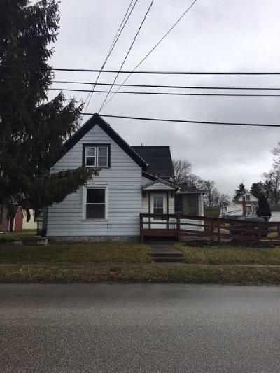 Wabash Single Family Home For Sale: 662 Stitt St.