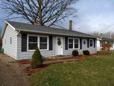 New Haven Single Family Home For Sale: 1648 Presidential Boulevard