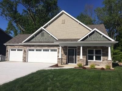 Fort Wayne Single Family Home For Sale: 12627 Berkhill Cove