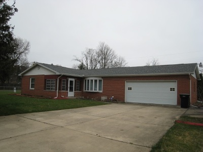 South Bend Single Family Home For Sale: 20140 Jane