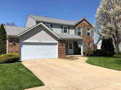 West Lafayette IN Single Family Home For Sale: $277,500