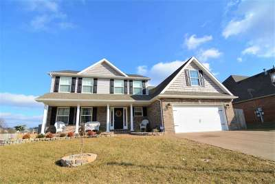 Evansville Single Family Home For Sale: 15201 Kingsmont Drive