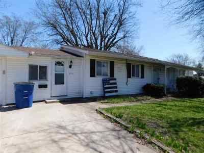 Marion Single Family Home For Sale: 814 N Knight
