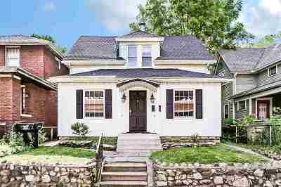 South Bend Single Family Home For Sale: 613 N Lafayette Boulevard