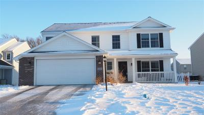 Fort Wayne Single Family Home For Sale: 12146 Firekat Cove