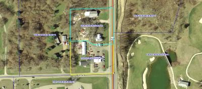 Angola Commercial For Sale: 2785-2825 State Road 127