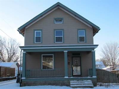Fort Wayne Single Family Home For Sale: 317 W Wildwood Avenue
