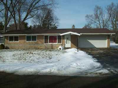 Kosciusko County Single Family Home For Sale: 143 Ems C-29-A Ln