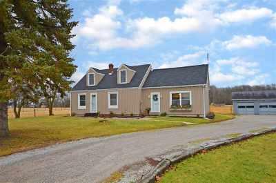 Roanoke Single Family Home For Sale: 10817 Kress Road