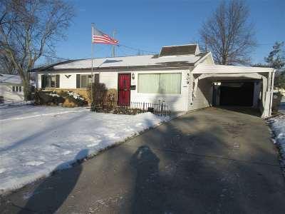 Fort Wayne Auction For Sale: 509 Berwyn Lane