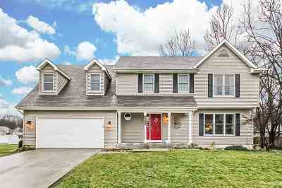 Mishawaka Single Family Home For Sale: 3817 Rosemont Place