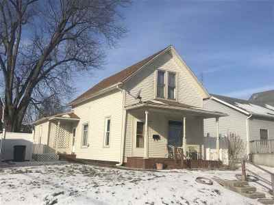 Whitley County Single Family Home For Sale: 206 S Whitley Street
