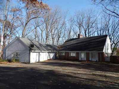 St. Joseph County Single Family Home For Sale: 51734 Lilac Road