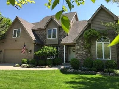Fort Wayne Single Family Home For Sale: 11011 Hopkinton Court