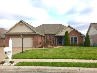 Evansville Single Family Home For Sale: 13133 Cricket Trace