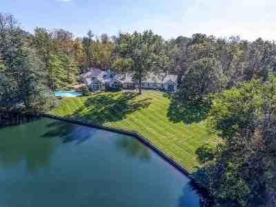 Fort Wayne Single Family Home For Sale: 10423 Vermilyea Pass