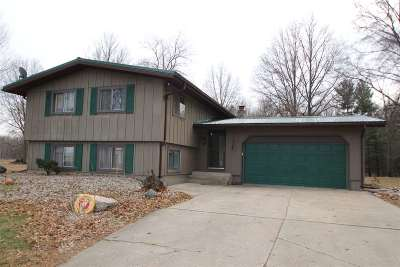 Marshall County Single Family Home For Sale: 15459 3rd Road