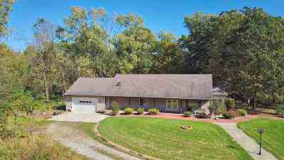 Warsaw Single Family Home For Sale: 332 N 300 E