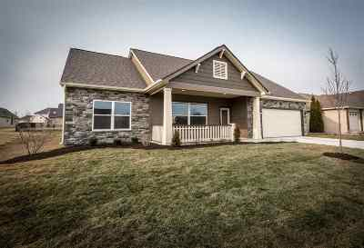 Roanoke Single Family Home For Sale: 11322 Nightingale Cove