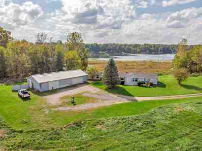 Lagrange County, Noble County Manufactured Home For Sale: 10780 E 630 S