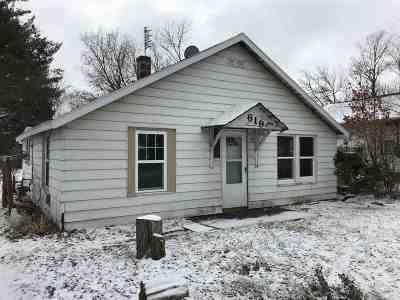 Elkhart Single Family Home For Sale: 619 Markle Avenue