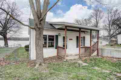 North Webster Single Family Home For Sale: 128 Ems W23