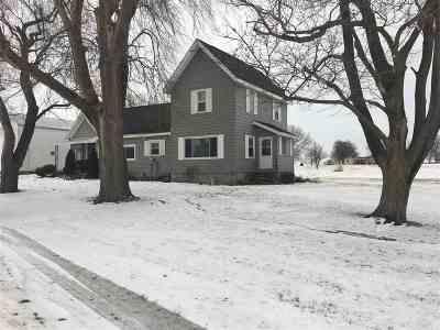 Huntington Single Family Home For Sale: 6824 W 600N