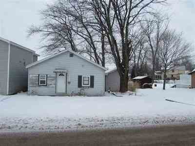 Columbia City Single Family Home For Sale: 2384 W 700N