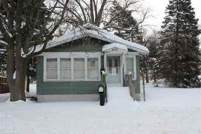 Elkhart Single Family Home For Sale: 1619 Franklin Street