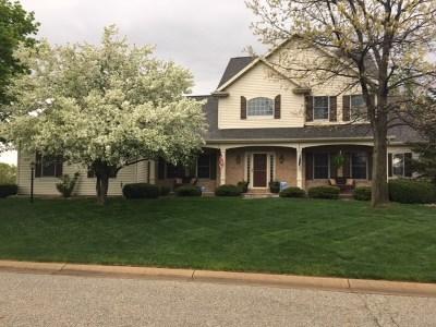 Granger Single Family Home For Sale: 51132 Covington Shores Drive