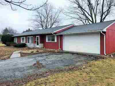 Sweetser Single Family Home For Sale: 607 Allen Drive