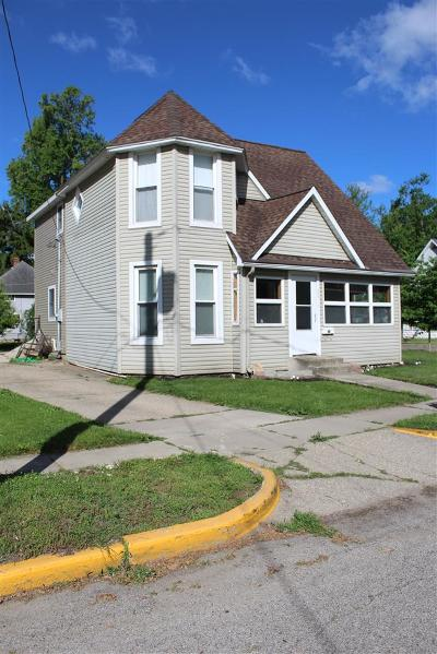 Syracuse Single Family Home For Sale: 211 N Front Street