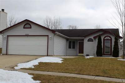 Kendallville Single Family Home For Sale: 2116 Canyon Drive