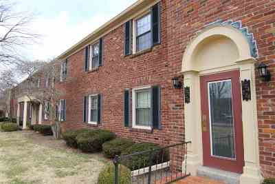 Evansville Condo/Townhouse For Sale: 222 Buckingham Drive