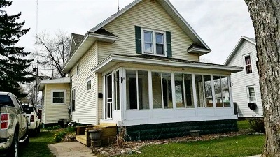 Marshall County Single Family Home For Sale: 734 Thayer Street