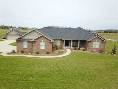 Dubois County Single Family Home For Sale: 4657 W Pebble Drive
