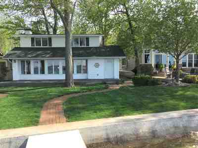 Syracuse IN Single Family Home For Sale: $839,000