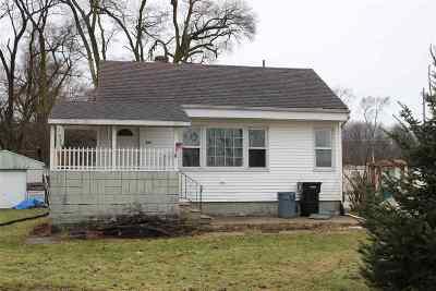 St. Joseph County Single Family Home For Sale: 496 Michigan Street