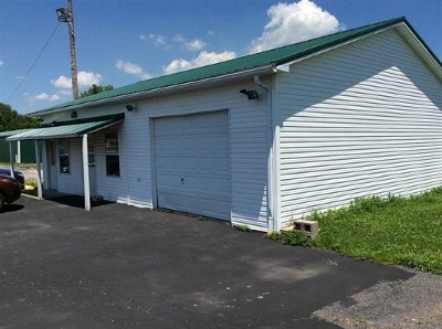 Spencer County Commercial For Sale: 801 N State Road 161