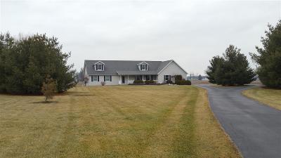 Huntington Single Family Home For Sale: 2226 E Markle Road