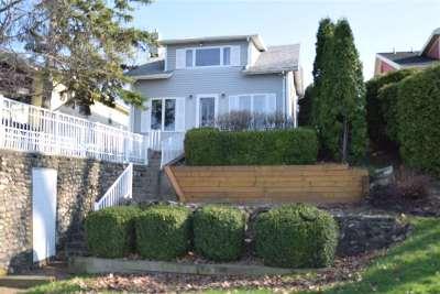 Kosciusko County Single Family Home For Sale: 8716 E Hatchery Road