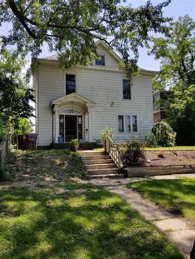 Wabash Single Family Home For Sale: 31 E Maple