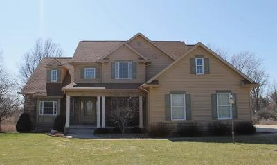 Warsaw Single Family Home For Sale: 817 E Hawthorn Drive
