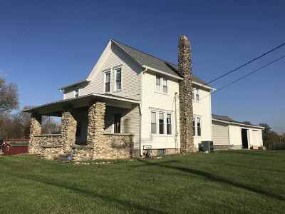 South Bend Single Family Home For Sale: 6520 Us Highway 931